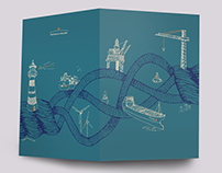 The Danish Maritime Authority post card