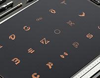Alphabetical Logo Design 2018