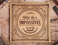 CD Não há o impossível - Banda Dom