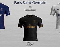 Paris Saint-Germain Concept