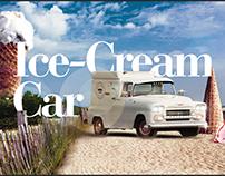 Ice-Cream Car