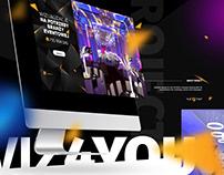 VIZ4YOU 3D visualization website design