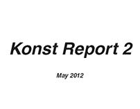 Konst Report 2
