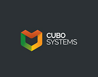 Cubo Systems - Logo Re-Design
