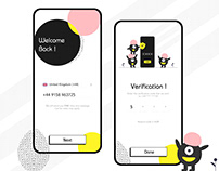 Code Verification Animation