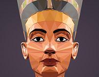 Pharaohs Project #No.2 Nefertiti
