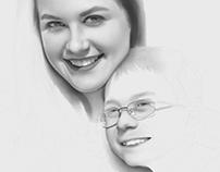 Portrait - WIP5