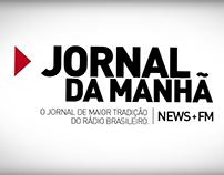Joven Pan - Jornal da Manhã - Vídeo