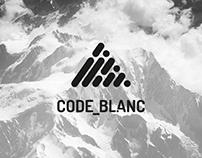 Code Blanc - IT branding