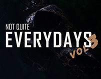 Not Quite Everydays Vol 3