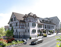 Hotel-Restaurant Bienengarten - Switzerland