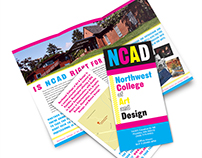 NCAD | Trifold Brochure