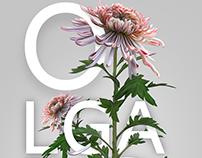 Olga Bo - opera poster