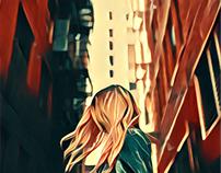 Pics editing/ Ilustration