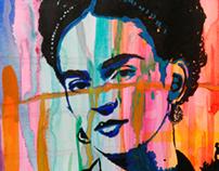 Painters portraits