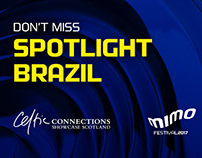 Spotlight Brazil - MIMO Festival at Celtic Connections