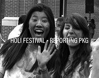 Holi Festival Package with Stand Up | Eagle Eye TV