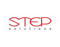 STEP Solutions Brand identity