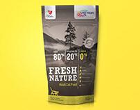 Cat Food Packaging Design