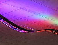 F1 Suspension Art Lighting