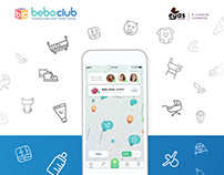Beboclub - App for baby stuff