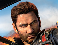 Just Cause 3 : Key Art