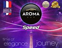 Aroma Car Perfume - Speed
