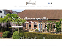 Restaurant B&B Landing Page