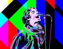 'Liam Gallagher - Supersonic - Testcard'