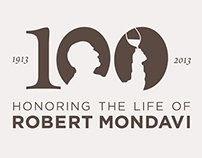 Robert Mondavi 100th Anniversary Book
