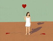 When there is no one to love anymore