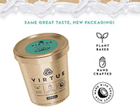 Virtue Recyclable Packaging