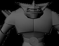 Monster 3D (W.I.P)