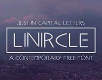 Linircle (free font)