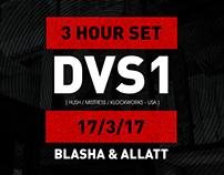 Resonate - DVS1 - Blasha & Allatt - Church Leeds
