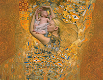 Inspired By Klimt