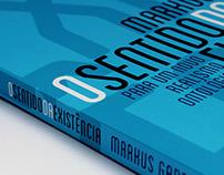 O sentido da existência | Capa de livro