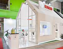 Bosch // Klimahouse