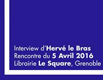 Vidéo - Librairie Le Square