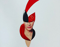 «si» parfum - artistique work