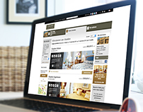 Redesign of Concorde Hotels' booking engine