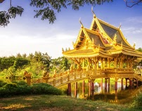 Ancient Siam - Thailand