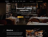 Premium - Ресторан
