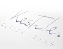 Kestile ecommerce & Brand identity