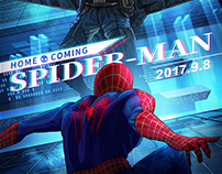 SPIDER-MAN:VULTURE COMING