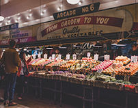 Seattle, WA: Pike Place Market