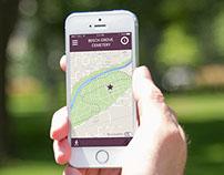 Beech Grove Cemetery Web App