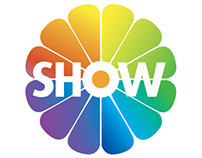 SHOW TV IDENTS BRANDING DESIGN