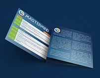 Trifold Layout for Medical Event