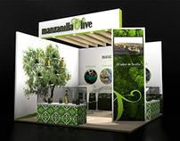 Stand Manzanilla Olive